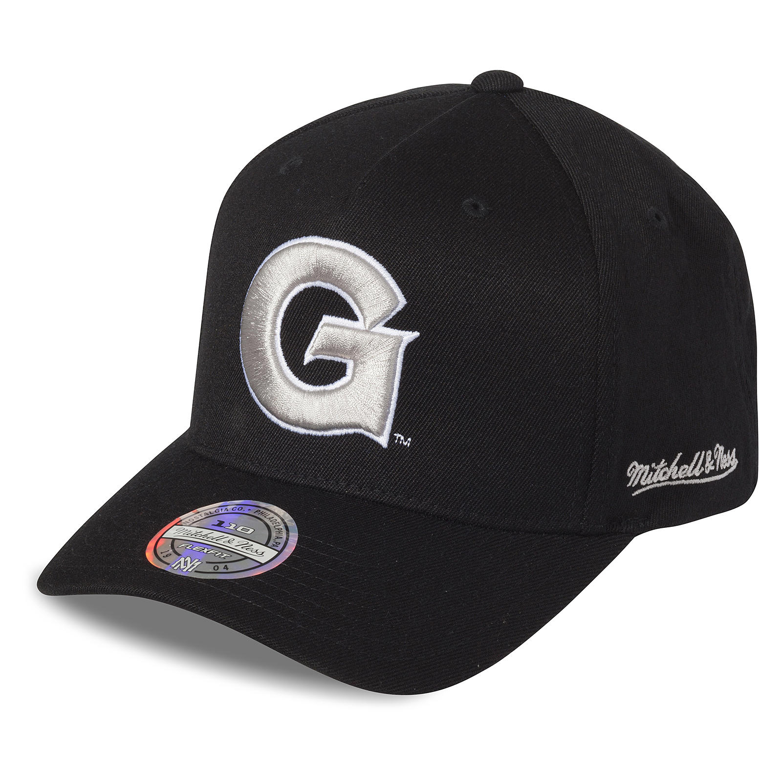 competitive price 4be05 8b152 Eazy Snapback Georgetown Hoyas