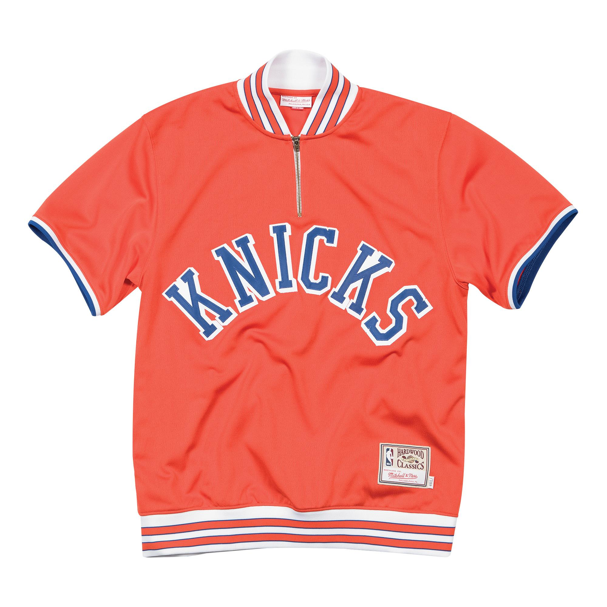 save off 06d55 fcc9c Mitchell & Ness | 1968-69 New York Knicks Authentic Shooting ...