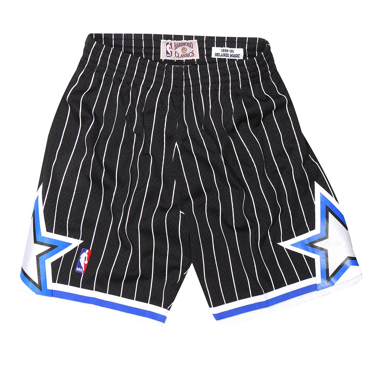 5425b7e4b2a6 1994-95 Alternate Swingman Shorts Orlando Magic