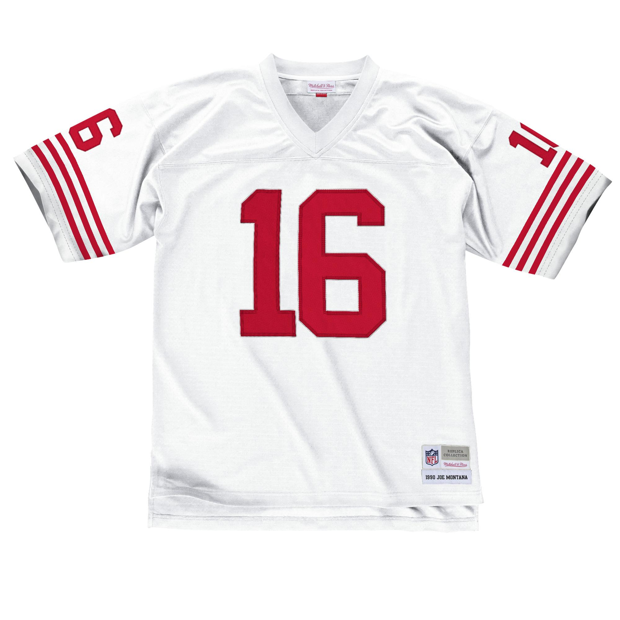 online store 77e37 1acab Mitchell & Ness   San Francisco 49ers Legacy Jersey Joe Montana