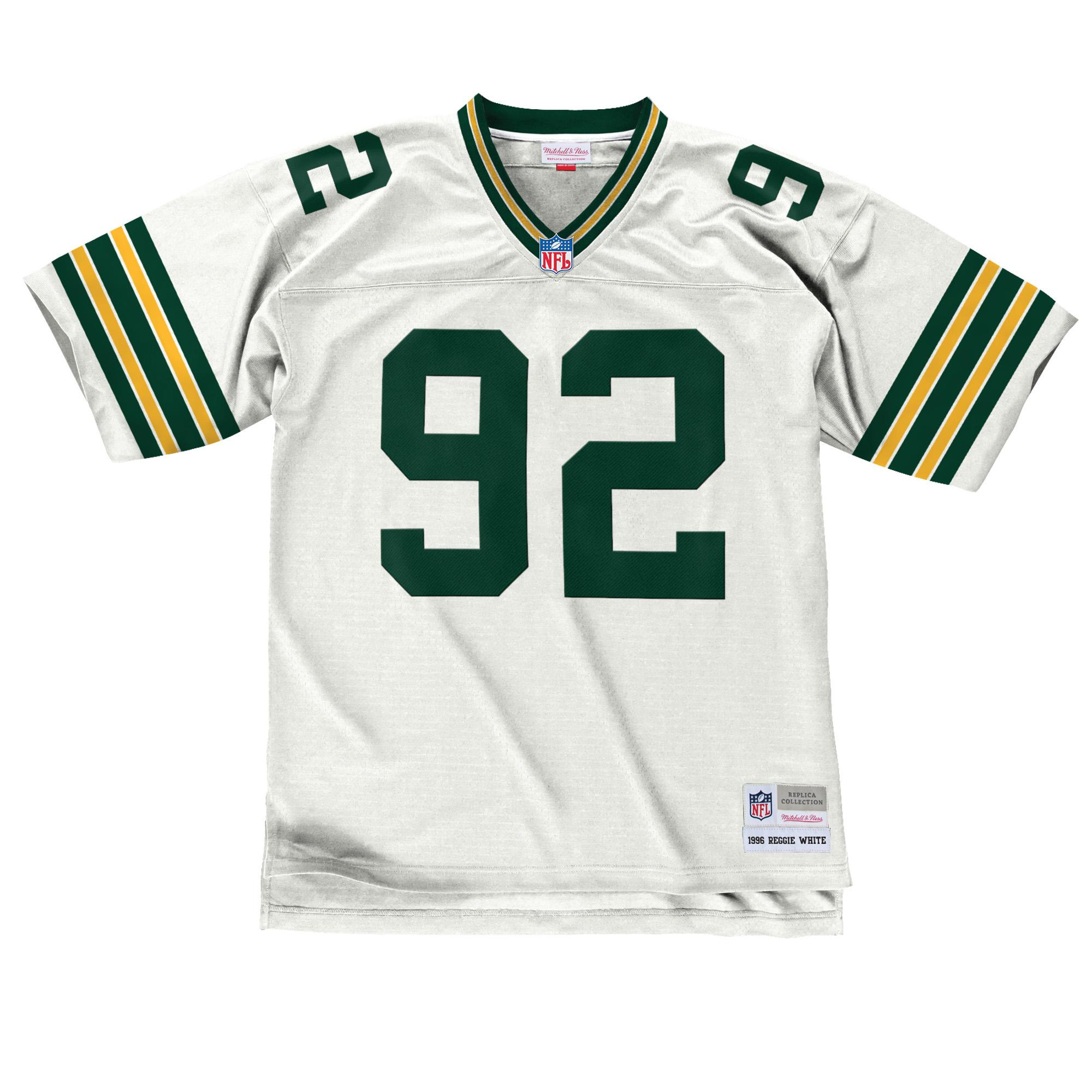 official photos d8c15 c7b14 Mitchell & Ness | Green Bay Packers Legacy Jersey Reggie White