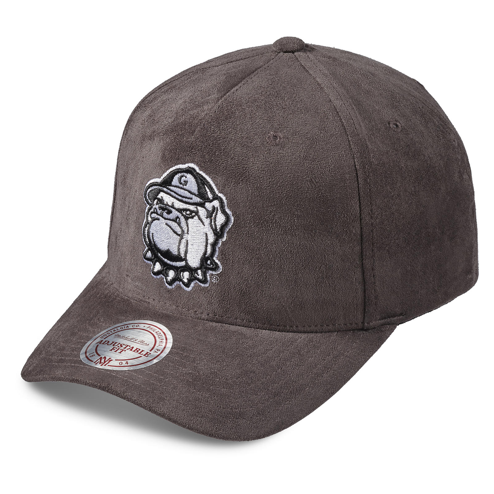 quality design 6aecd 50b74 new arrivals mitchell ness nostalgia co. classic snapback georgetown hoyas  00380 f80f4