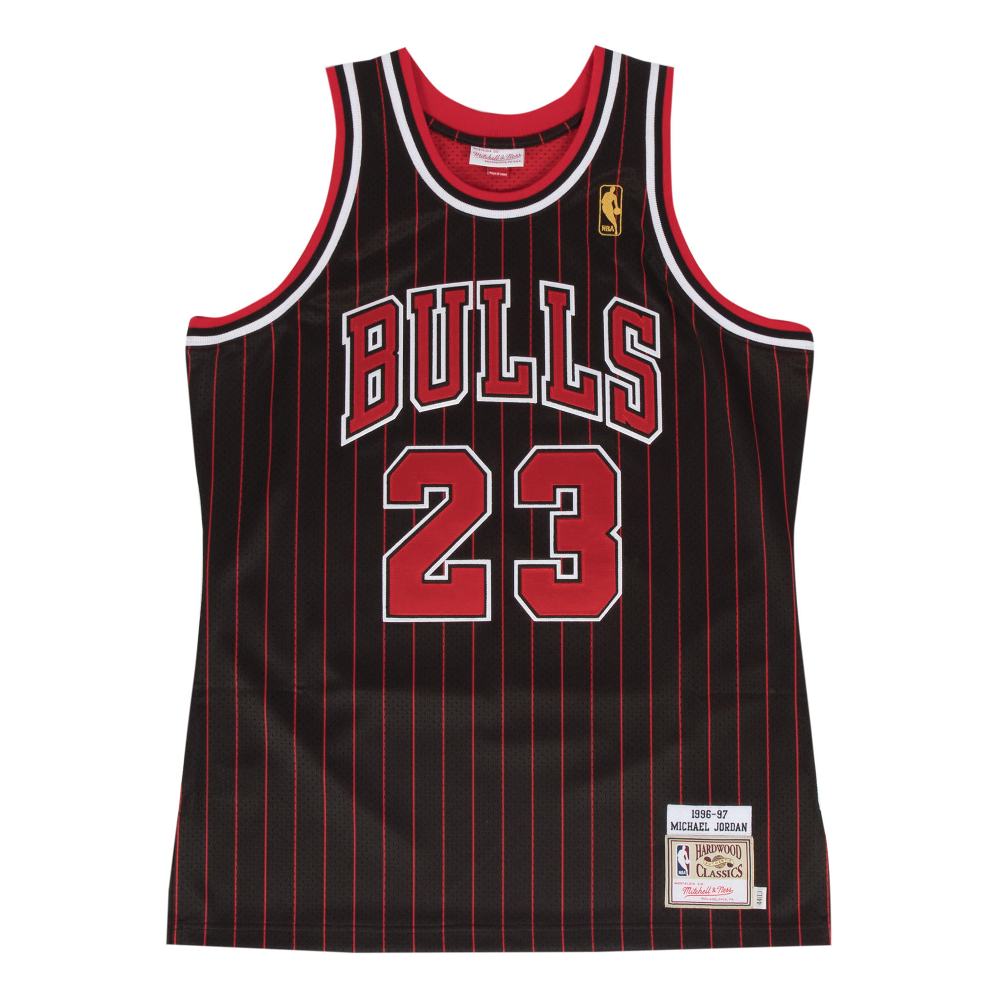 4d6dedd62a7 Mitchell & Ness | Chicago Bulls Michael Jordan 1996-97 Road Authentic Jersey