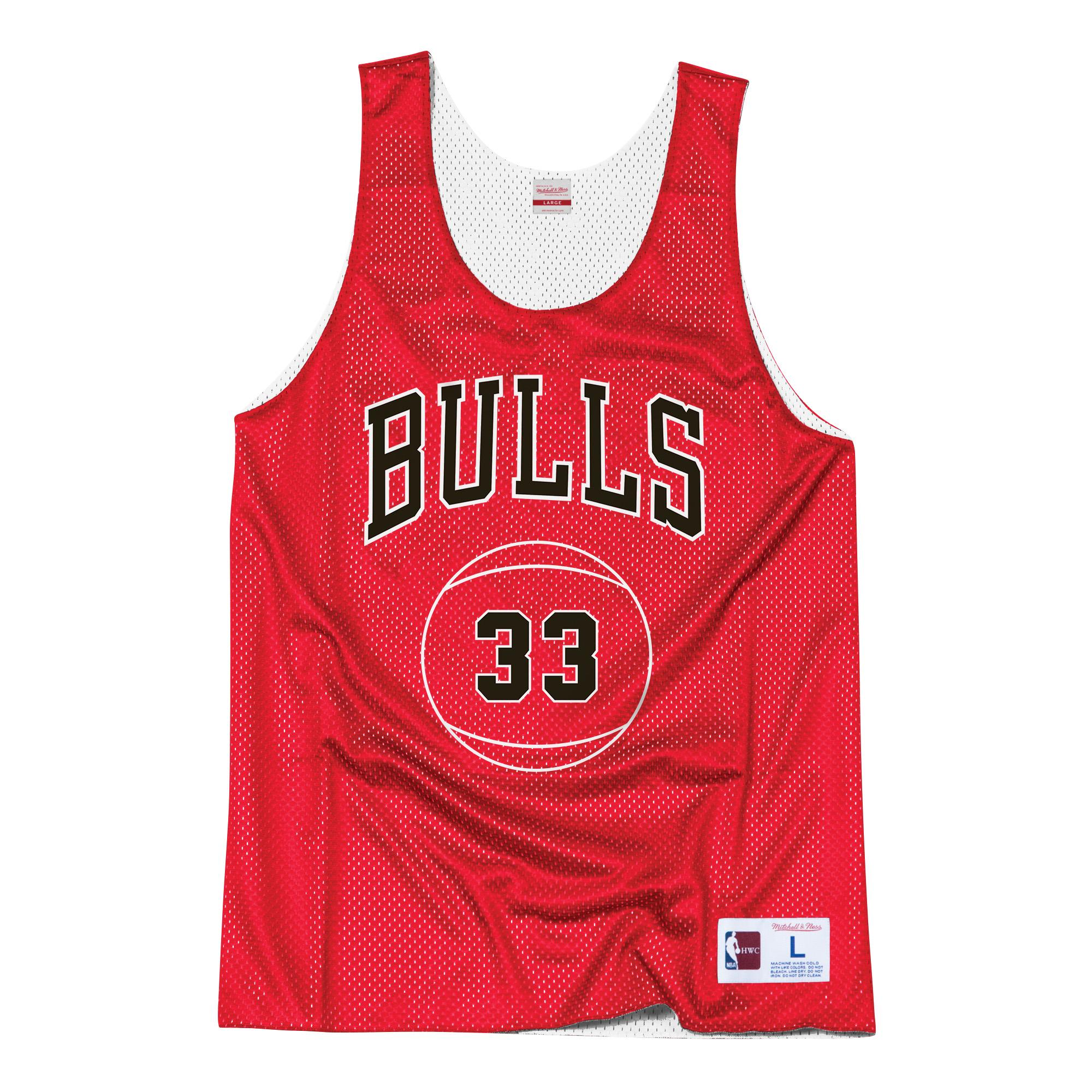 huge discount 87471 5964f Mitchell & Ness Nostalgia Co. | Reversible Mesh Tank Top ...