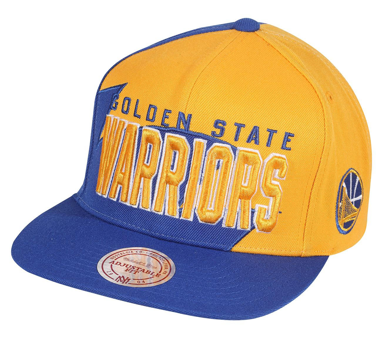 2431a87e1de Sharktooth Snapback Golden State Warriors