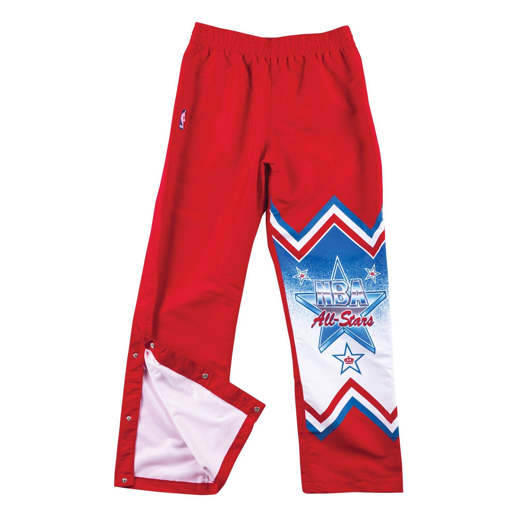 All Star Warm Up Pants West 1991 NBA All-Star a36f76a2d