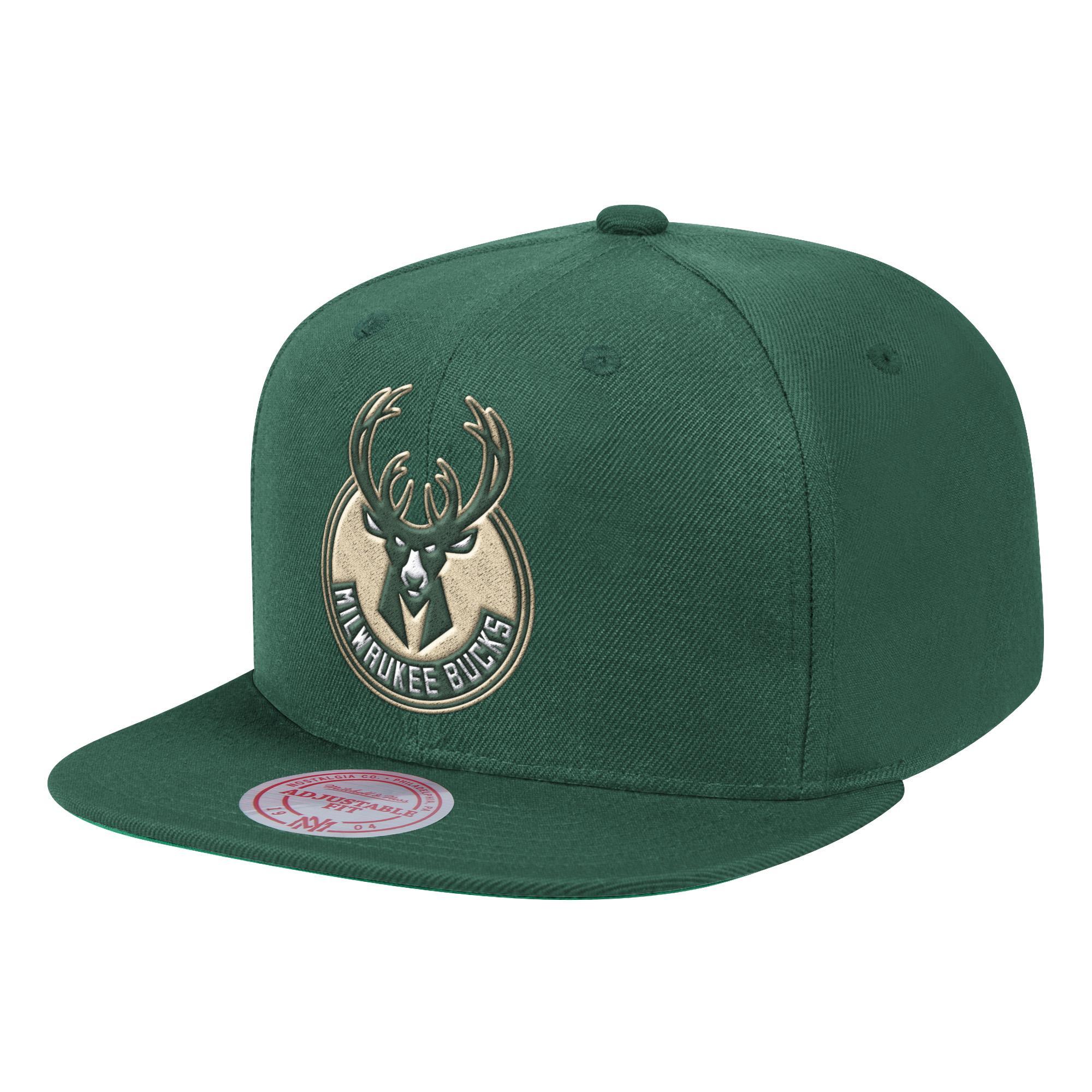 various colors 58ea1 d40fc Wool Solid Snapback Milwaukee Bucks