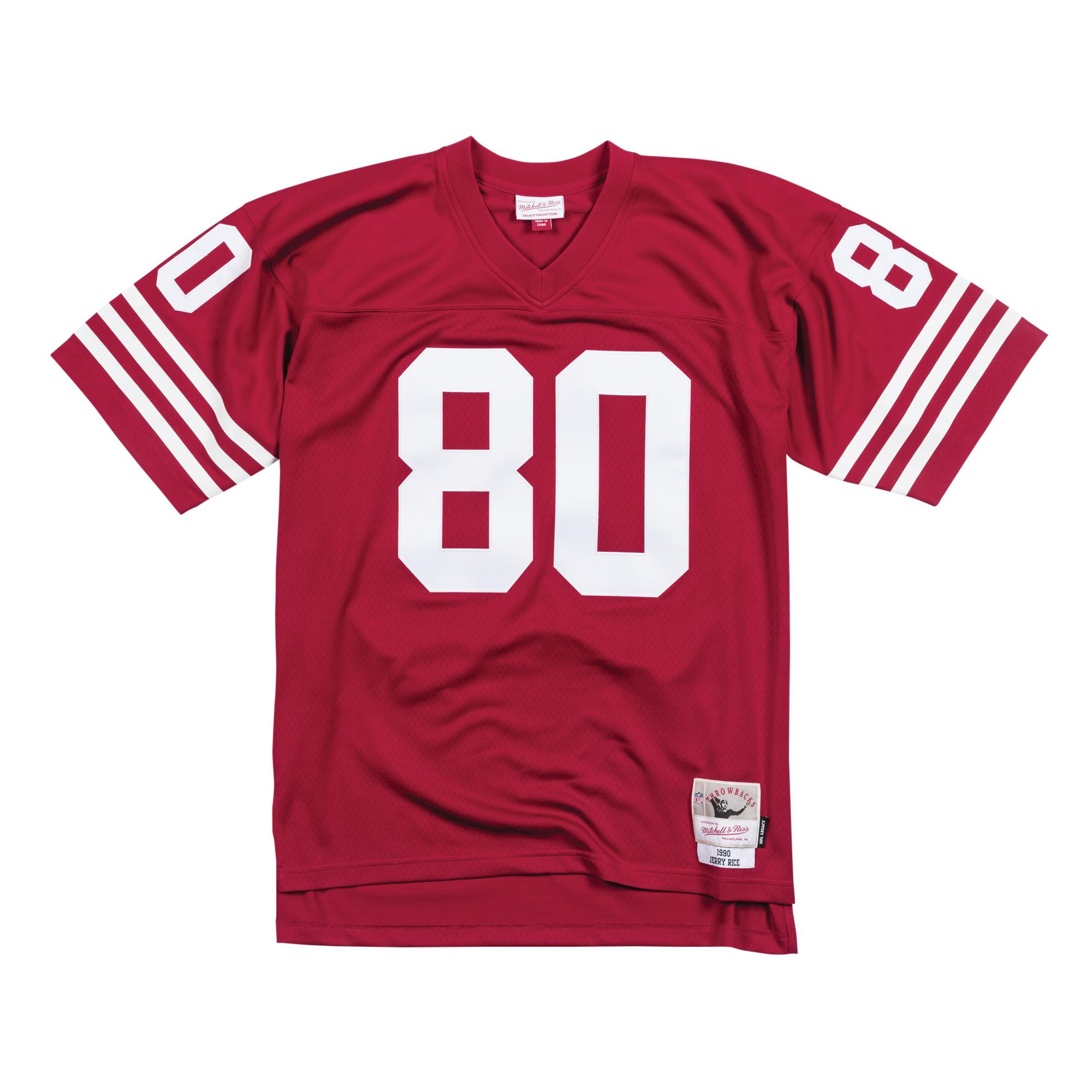 15c83aa0d9d Mitchell & Ness | San Francisco 49ers Legacy Jersey Jerry Rice