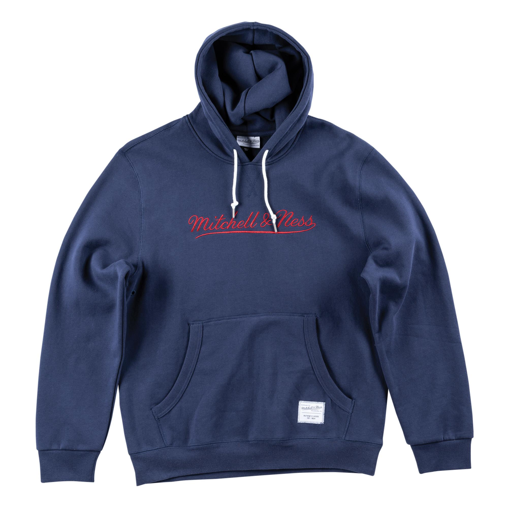 aa122d088 Mitchell & Ness | Branded Essentails Hoodie