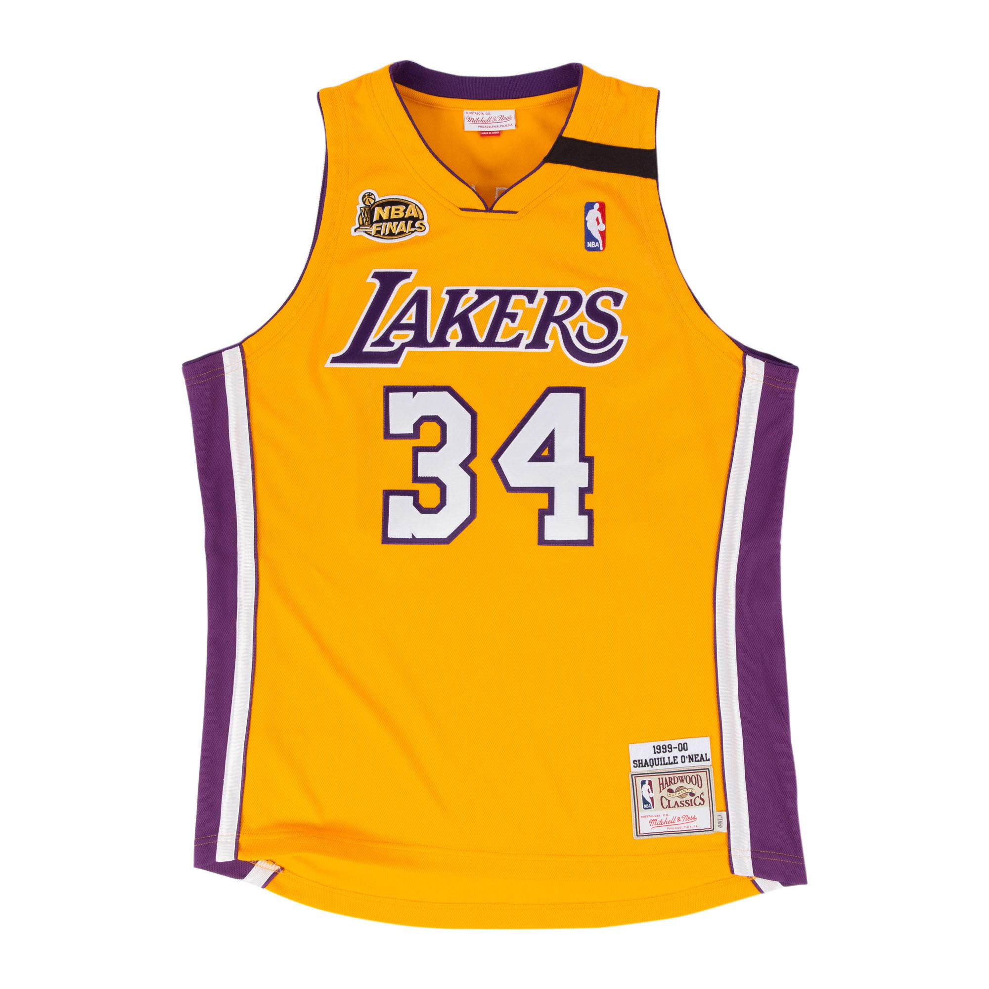 02f9f586d76 Shaquille O Neal 1999-00 Authentic Jersey LA Lakers