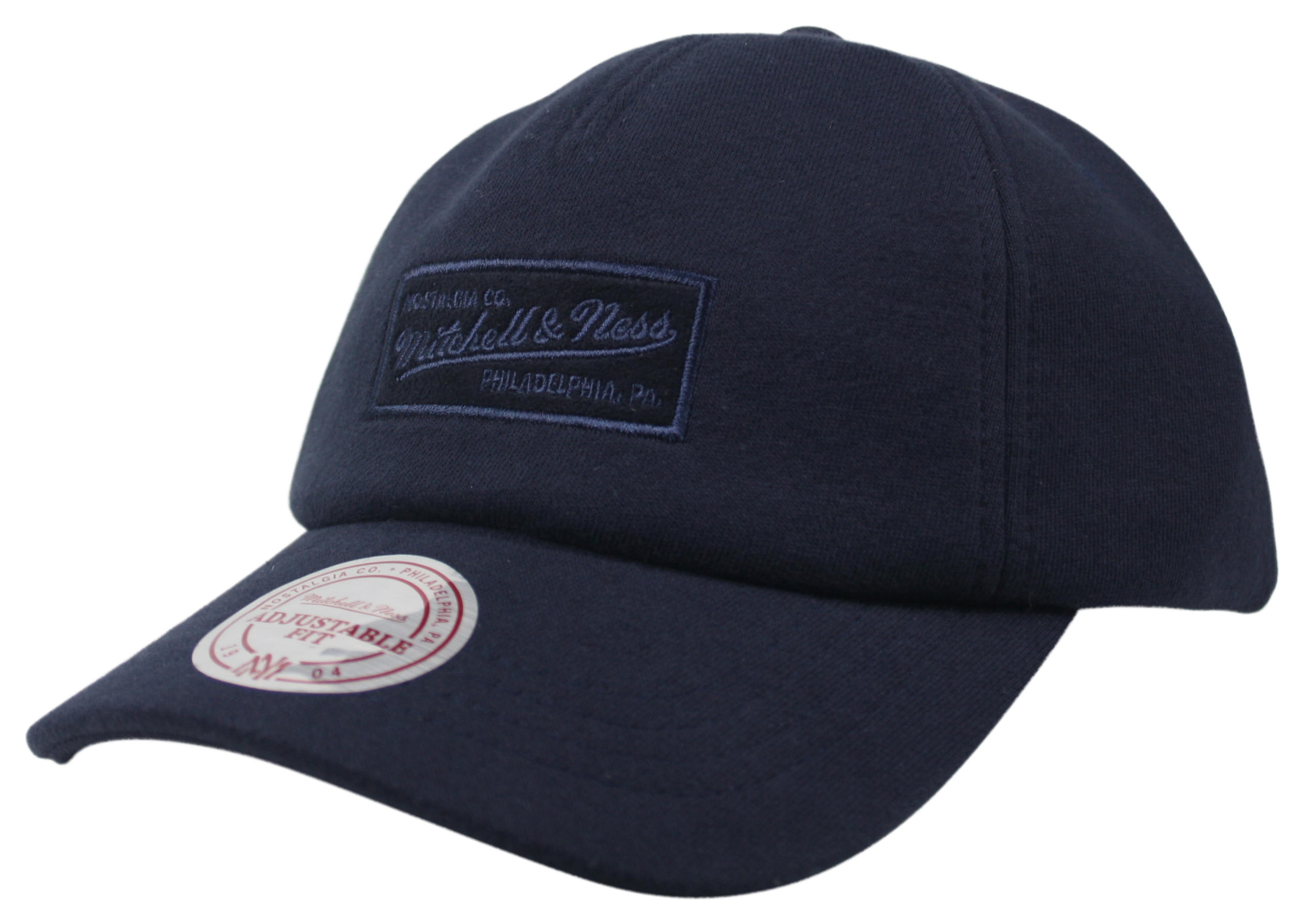 mitchell ness mitchell and ness blue throwback snapback. Black Bedroom Furniture Sets. Home Design Ideas