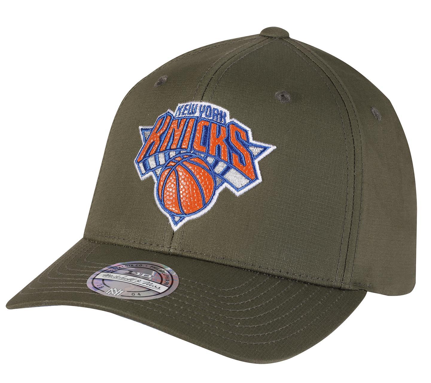 81350c07 Mitchell & Ness | Battle Snapback New York Knicks
