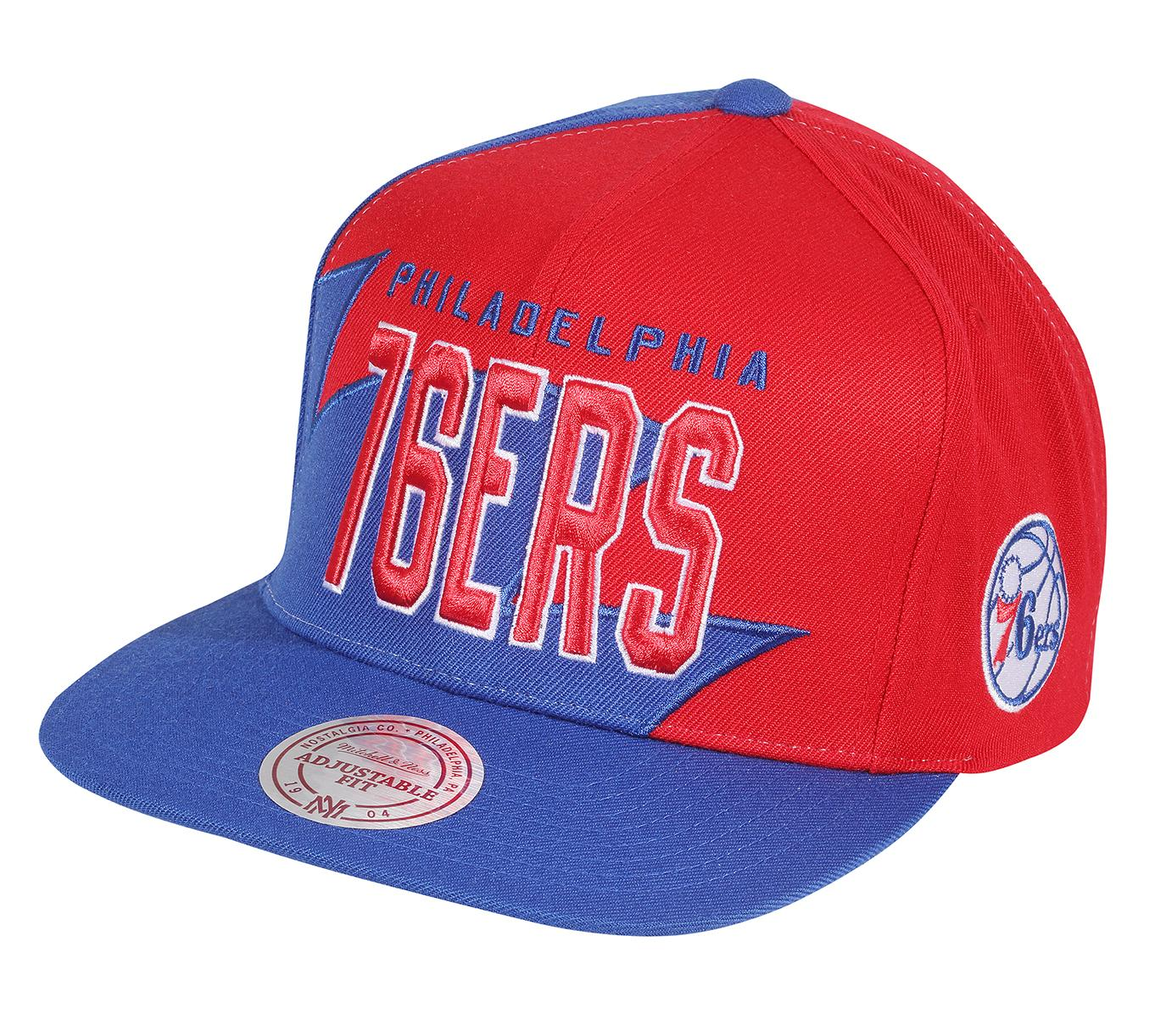 wholesale dealer 30b90 16fd8 Sharktooth Snapback Philadelphia 76ers