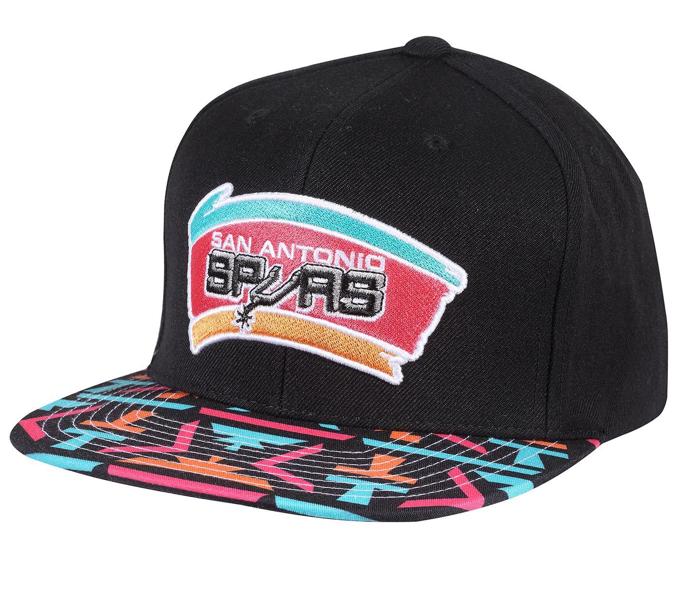 premium selection 6daa0 34035 Team DNA Snapback San Antonio Spurs