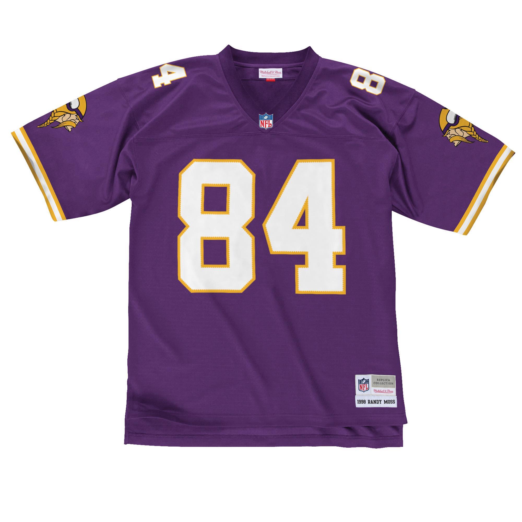 7879667c Mitchell & Ness | Minnesota Vikings Legacy Jersey Randy Moss