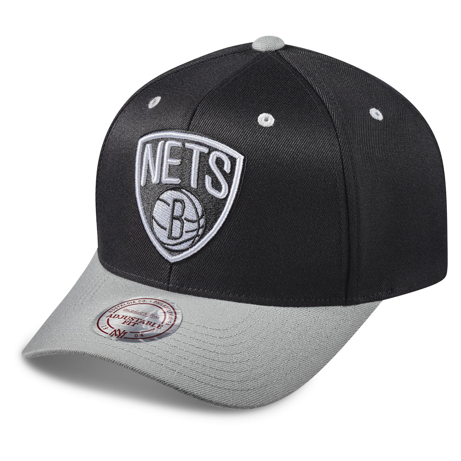 eae45943b5190 Team Logo 2-Tone 110 Snapback Brooklyn Nets