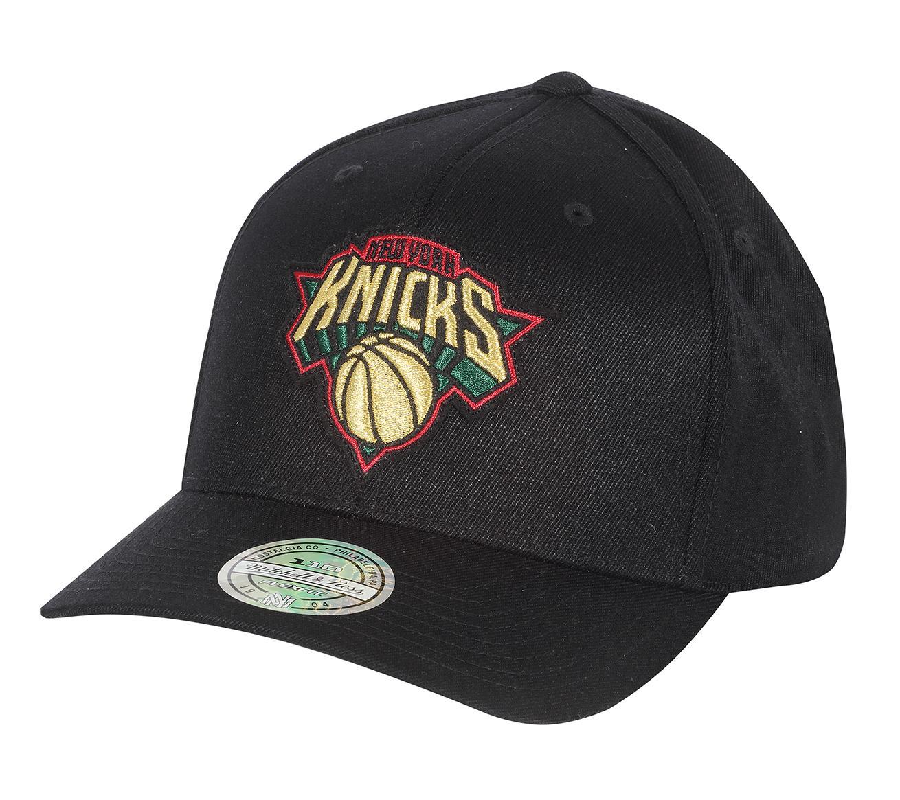 22f3dc91 Mitchell & Ness | New York Knicks Luxe 110 Snapback