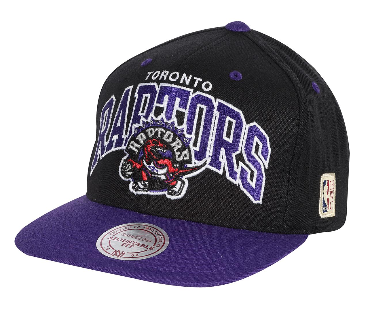 Team Arch Snapback Toronto Raptors fbaf33929547