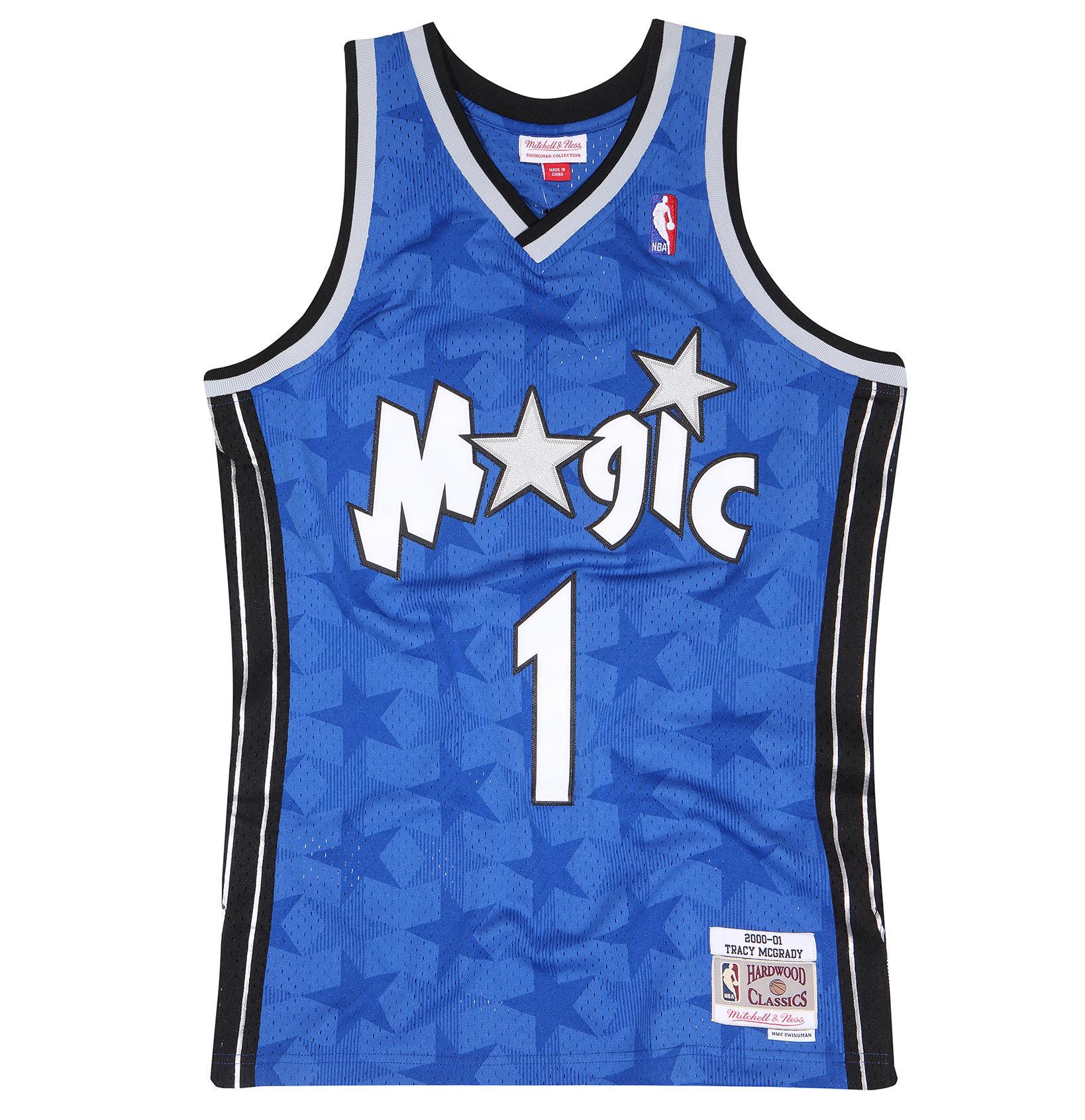 82563f6f6 Tracy McGrady 2000-01 Swingman Jersey Orlando Magic