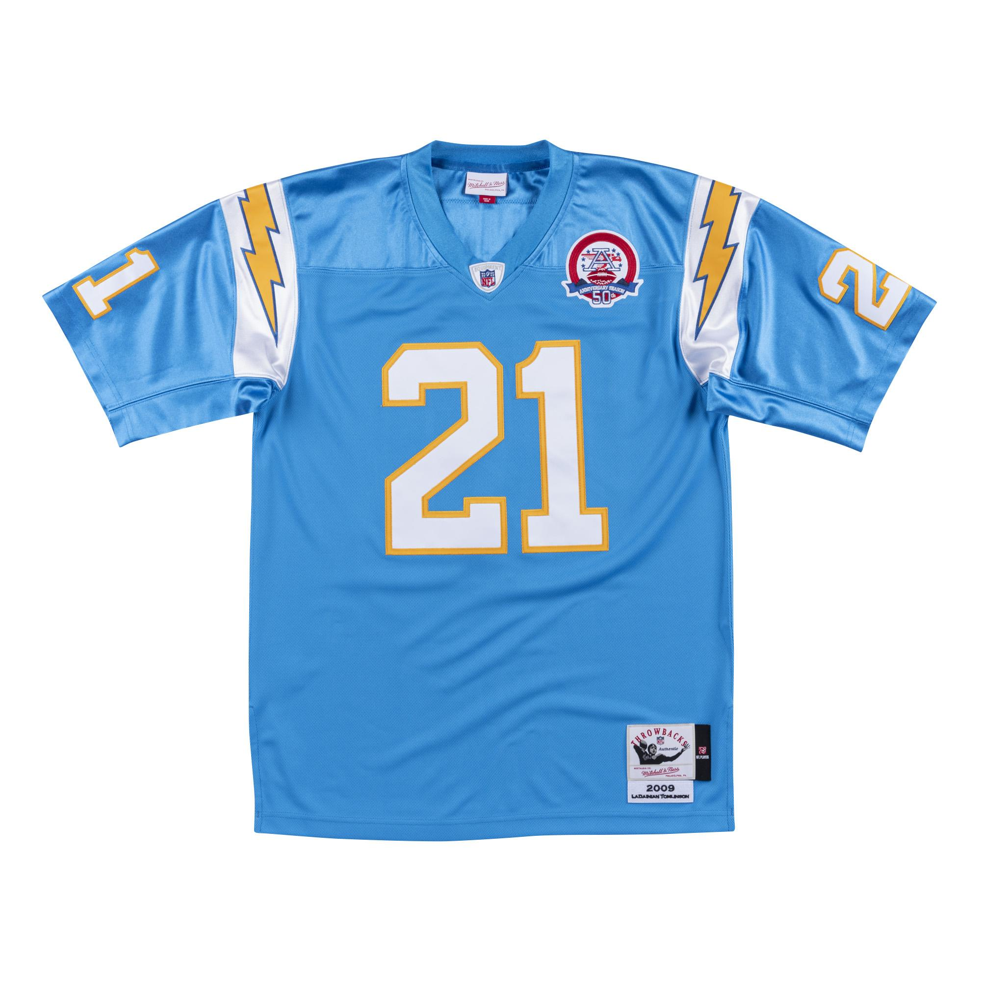 official photos c6f99 d7f8d Mitchell & Ness   San Diego Chargers Authentic Jersey ...