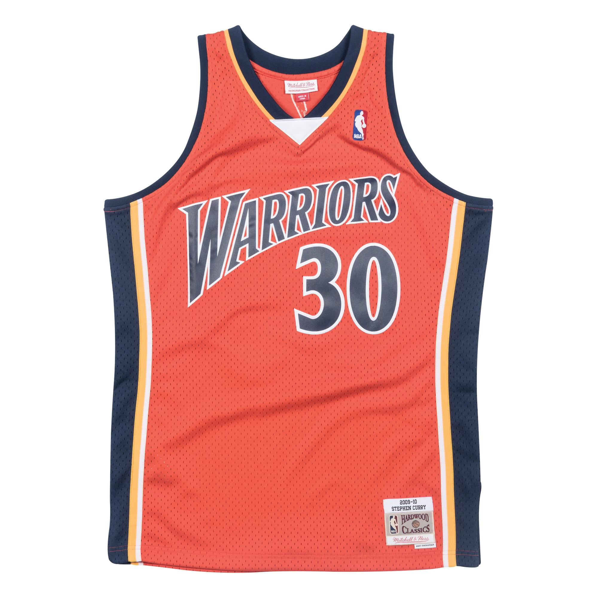 purchase cheap 8e185 d19f0 Mitchell & Ness Nostalgia Co. | Stephen Curry 2009-10 ...