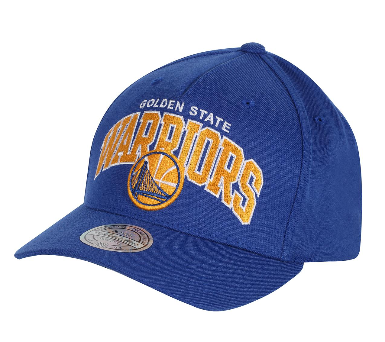 5ad0637f1b7 Team Arch Pinch Panel 110 Snapback Golden State Warriors