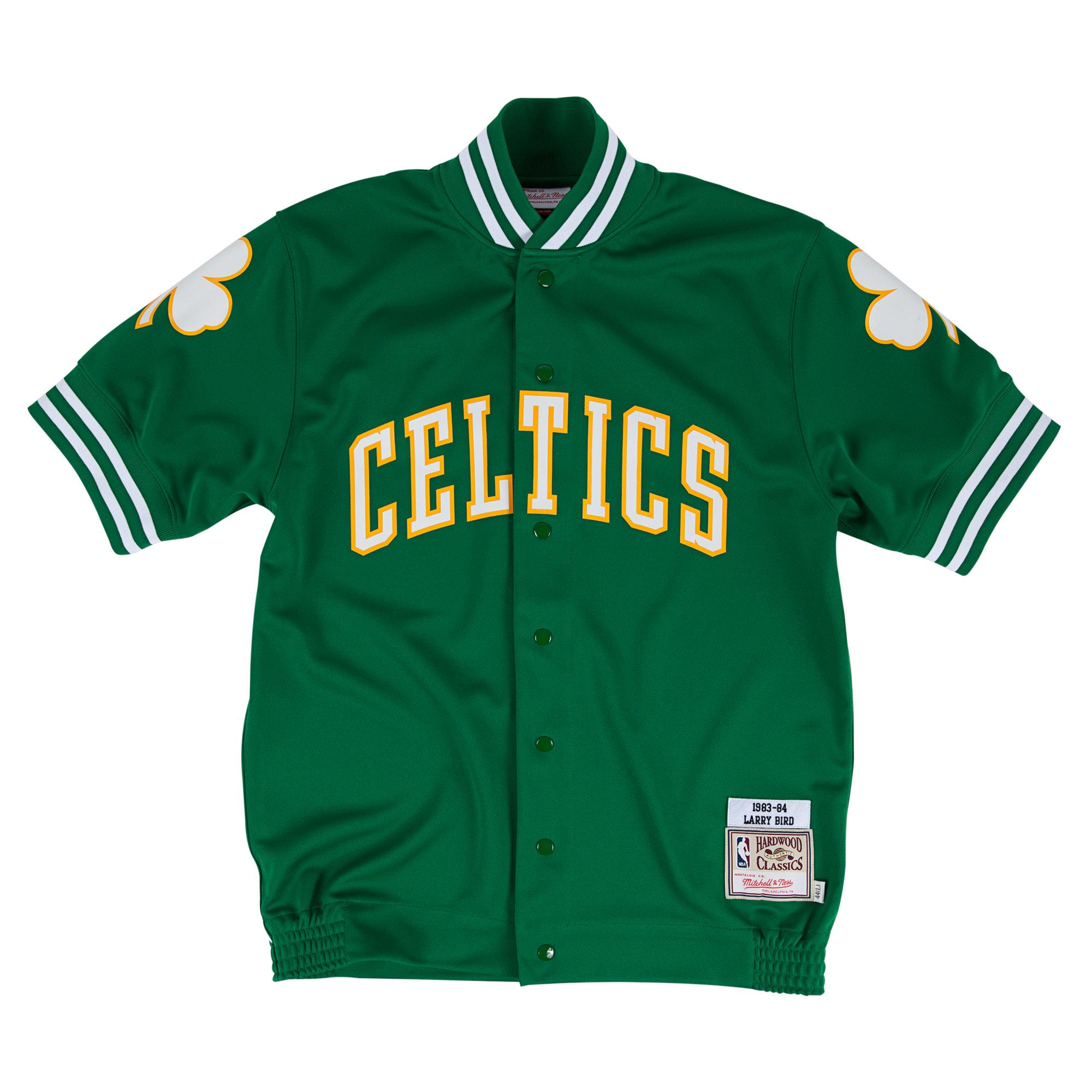 outlet store 50bc3 c9653 Mitchell & Ness | Larry Bird 1983-84 Boston Celtics ...