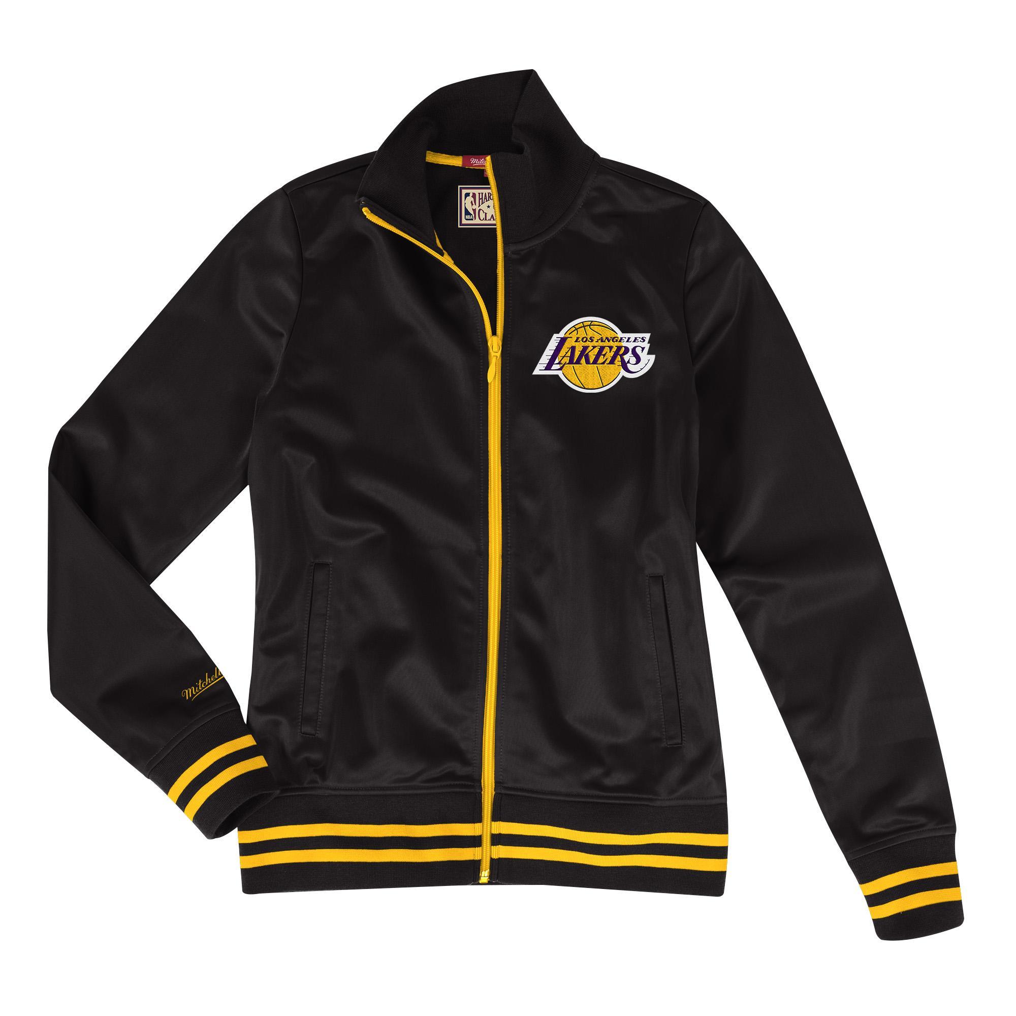 Mitchell & Ness | NBA Womens Track Jacket LA Lakers