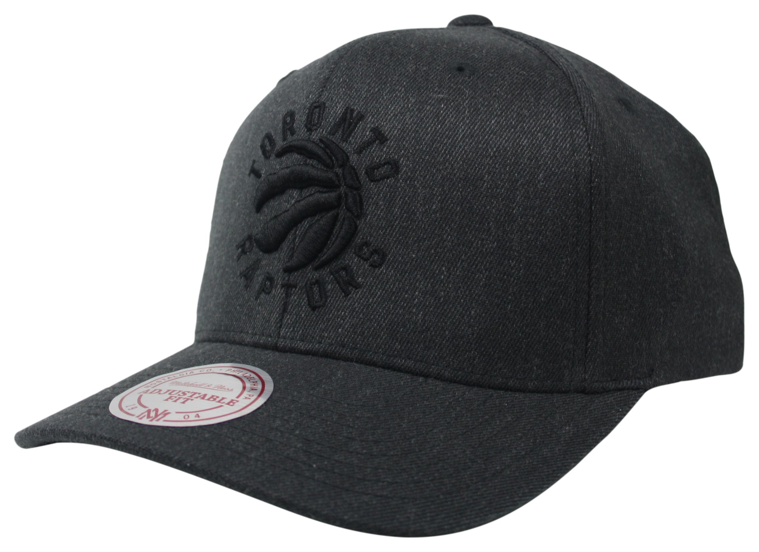 new product 2acac 20f1f Black   White Logo 110 Snapback Toronto Raptors