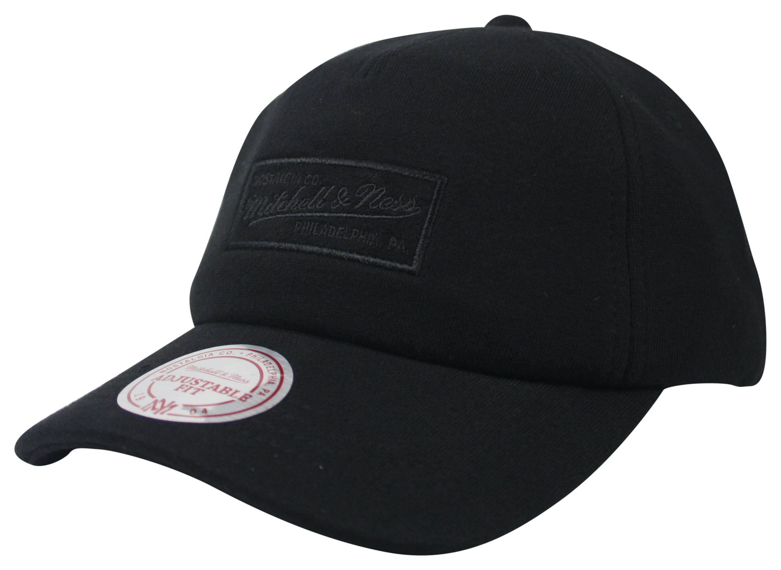 mitchell ness mitchell and ness black throwback snapback. Black Bedroom Furniture Sets. Home Design Ideas