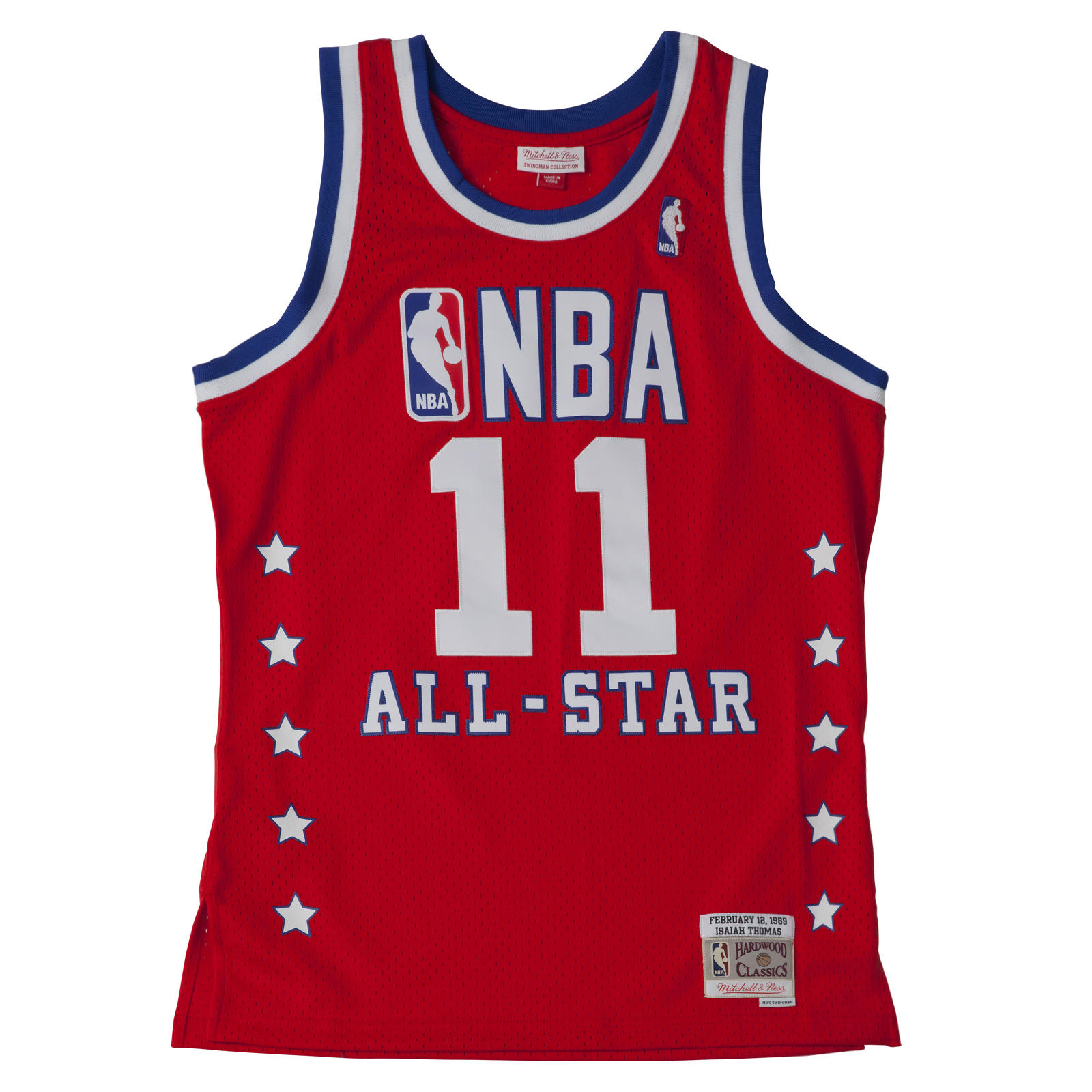 reputable site 327b9 94e21 Mitchell & Ness Nostalgia Co. | NBA All-Star Isiah Thomas ...