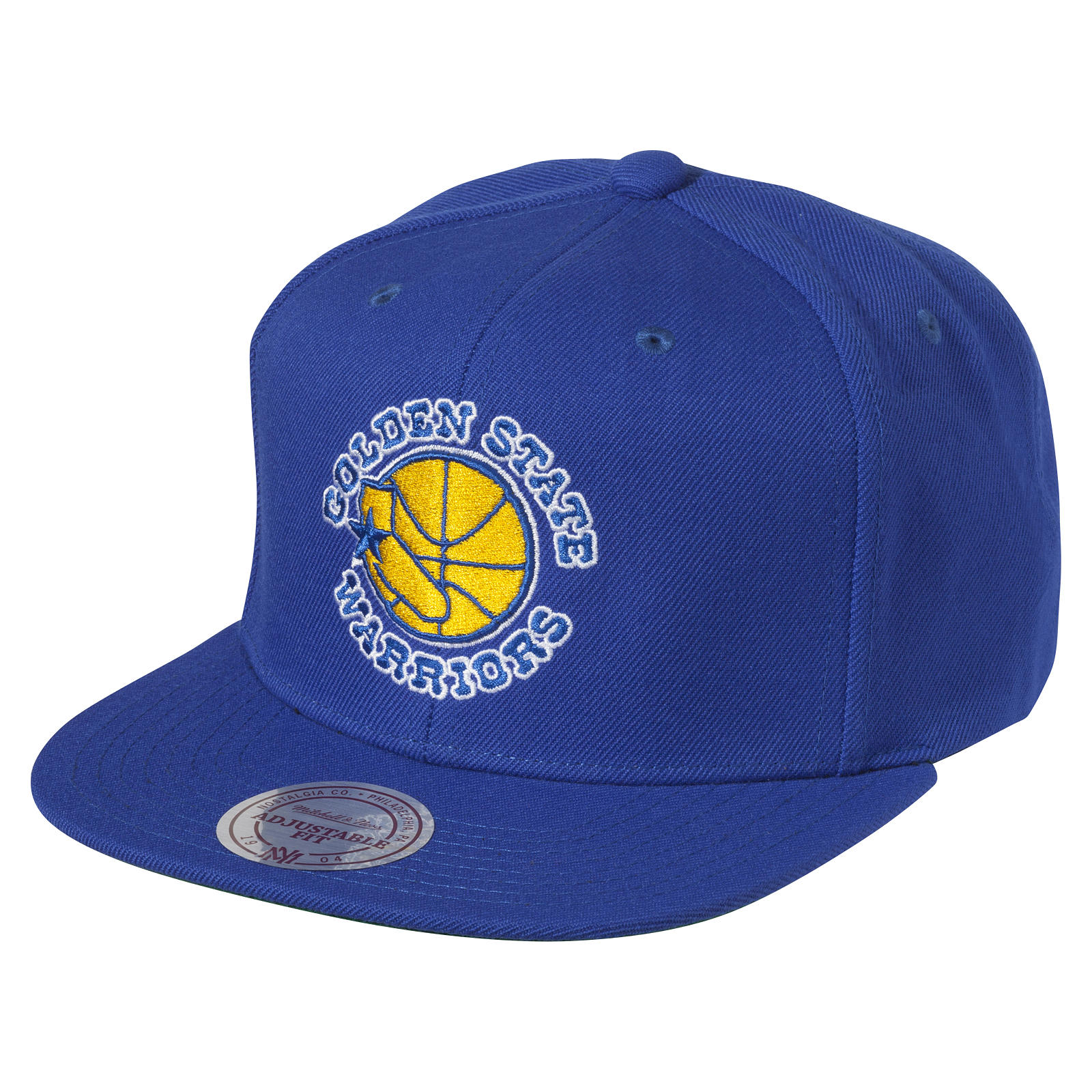 Wool Solid Snapback Golden State Warriors 1fd274cb447c