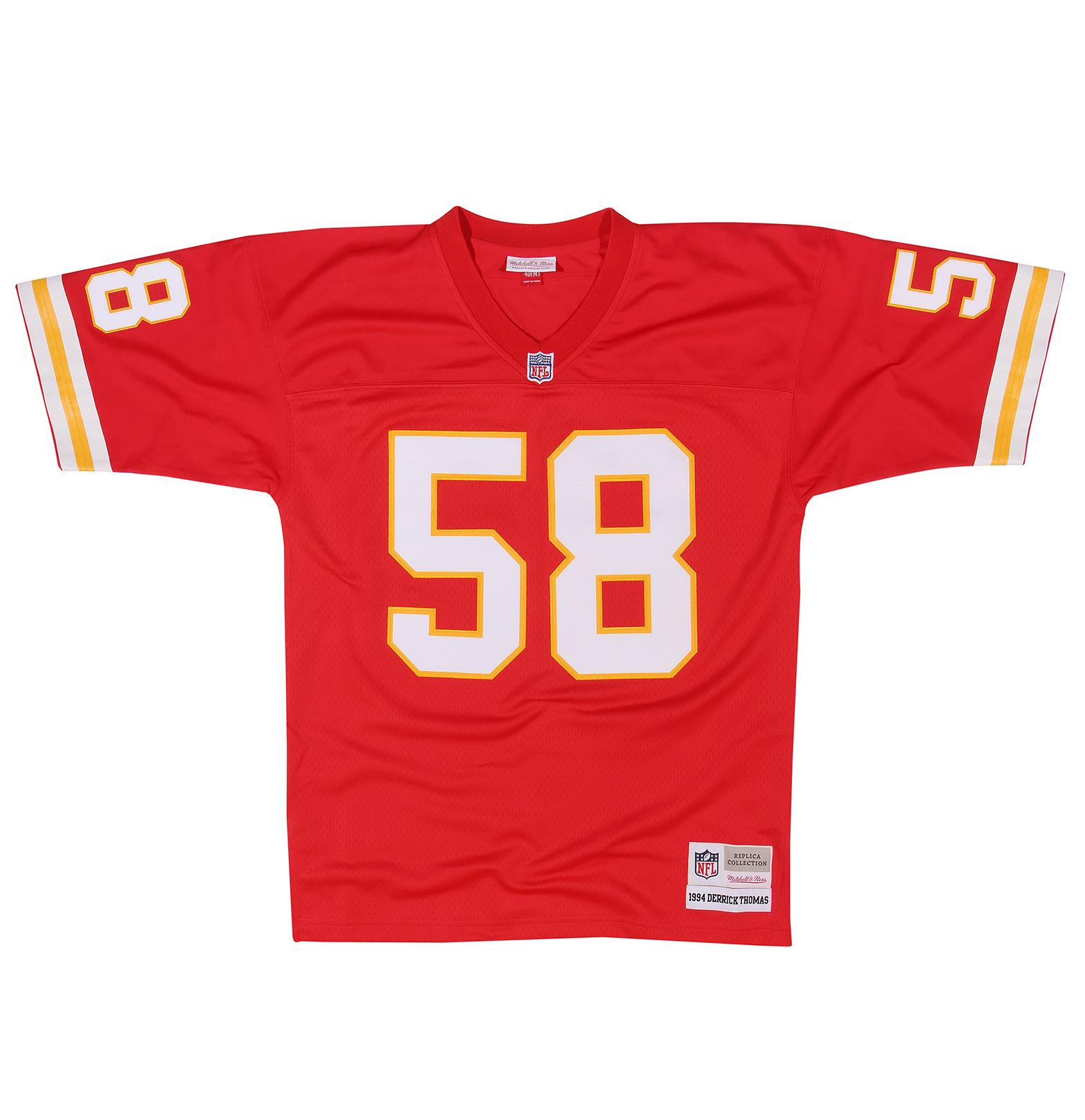 Mitchell & Ness | Derrick Thomas Legacy Jersey 1994 Kansas City Chiefs  hot sale