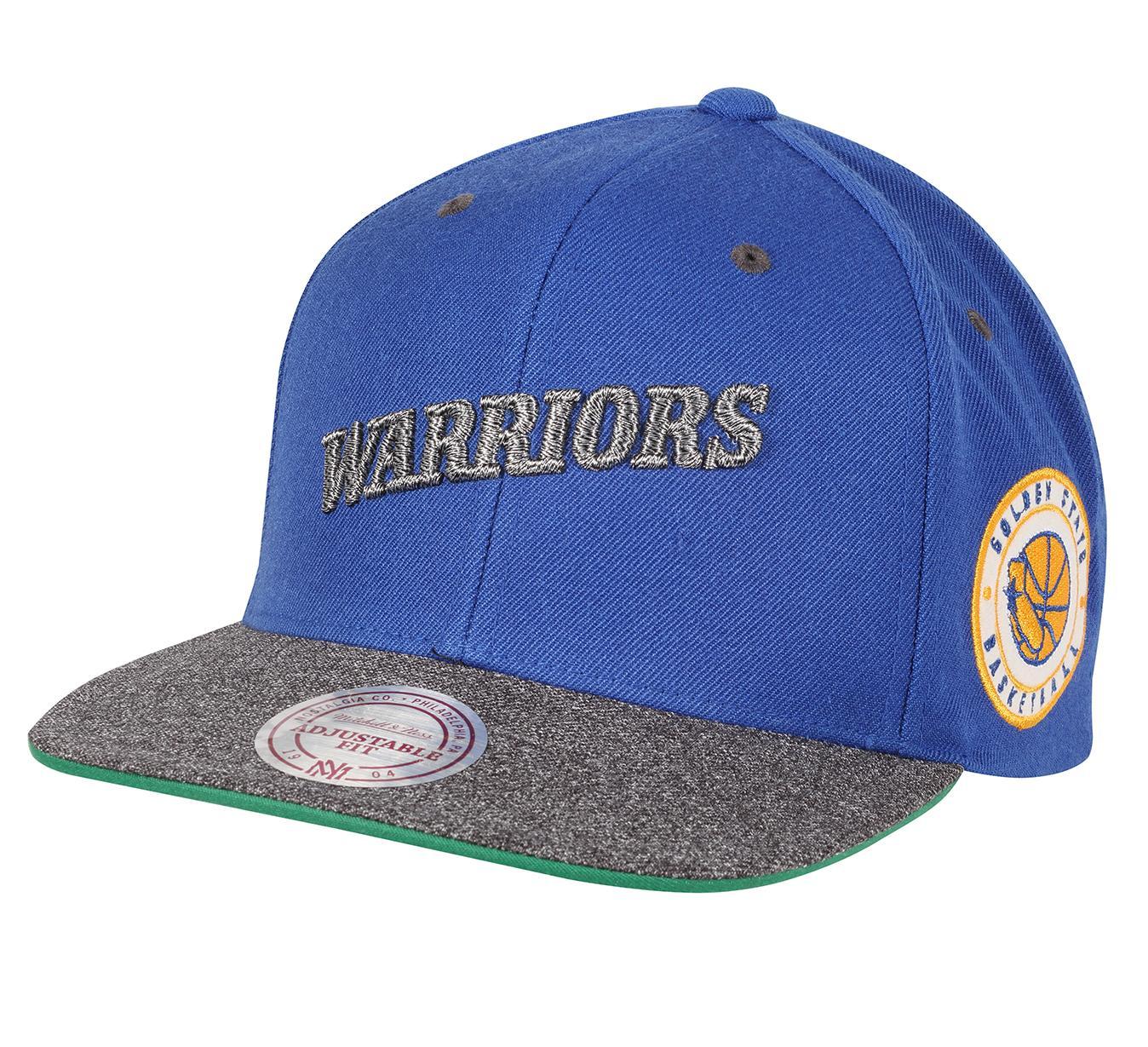 Melange Patch Snapback Golden State Warriors 41bc8674b4ed