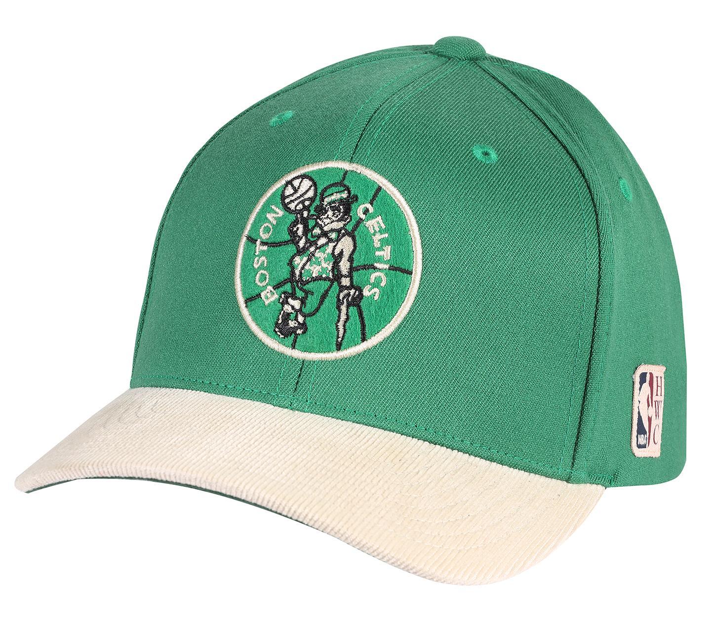 675c75d9e4113 Hardwood Classic Cord Snapback Boston Celtics