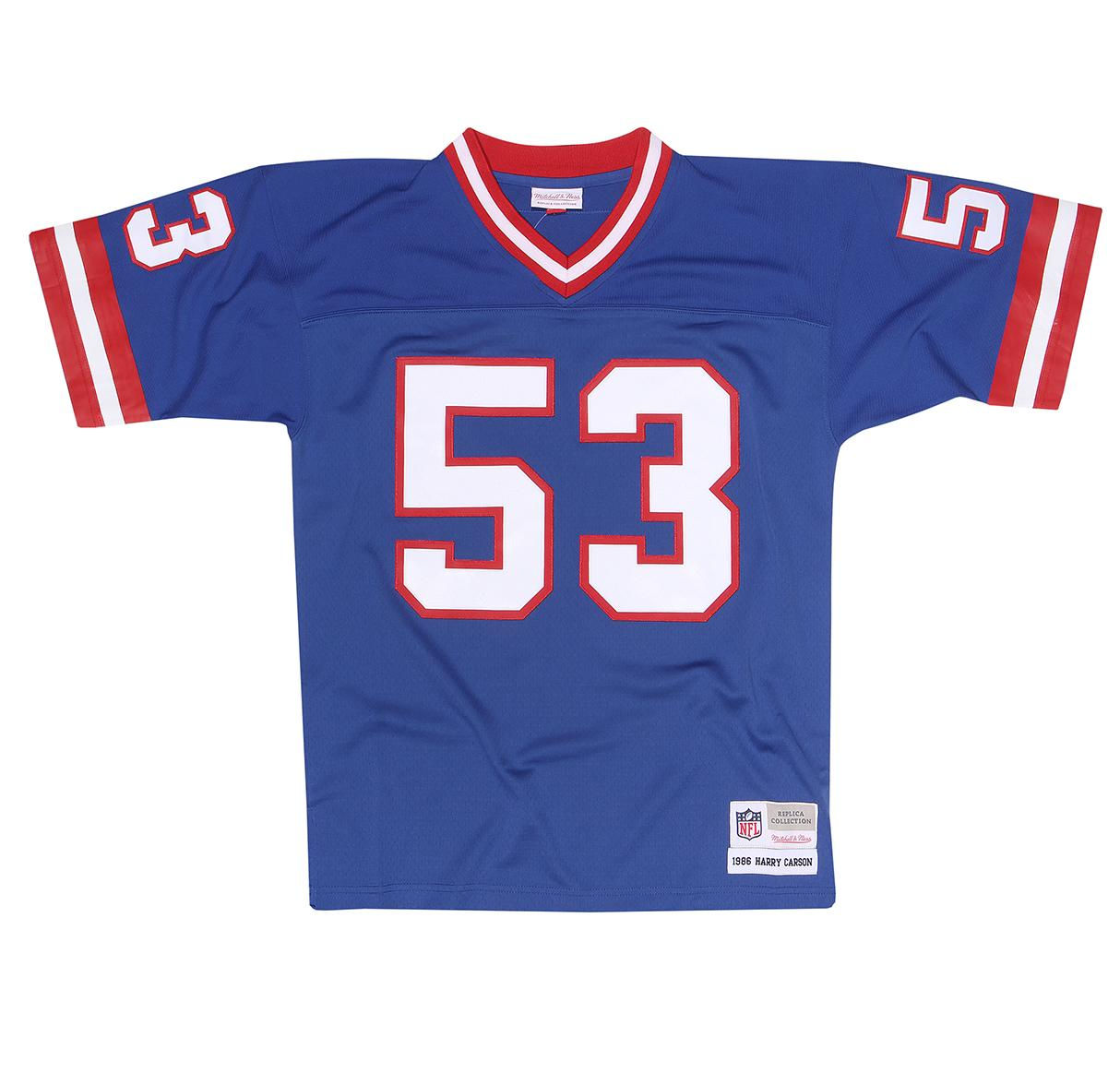 31ae46227 Mitchell & Ness | Harry Carson Legacy Jersey 1986 New York Giants
