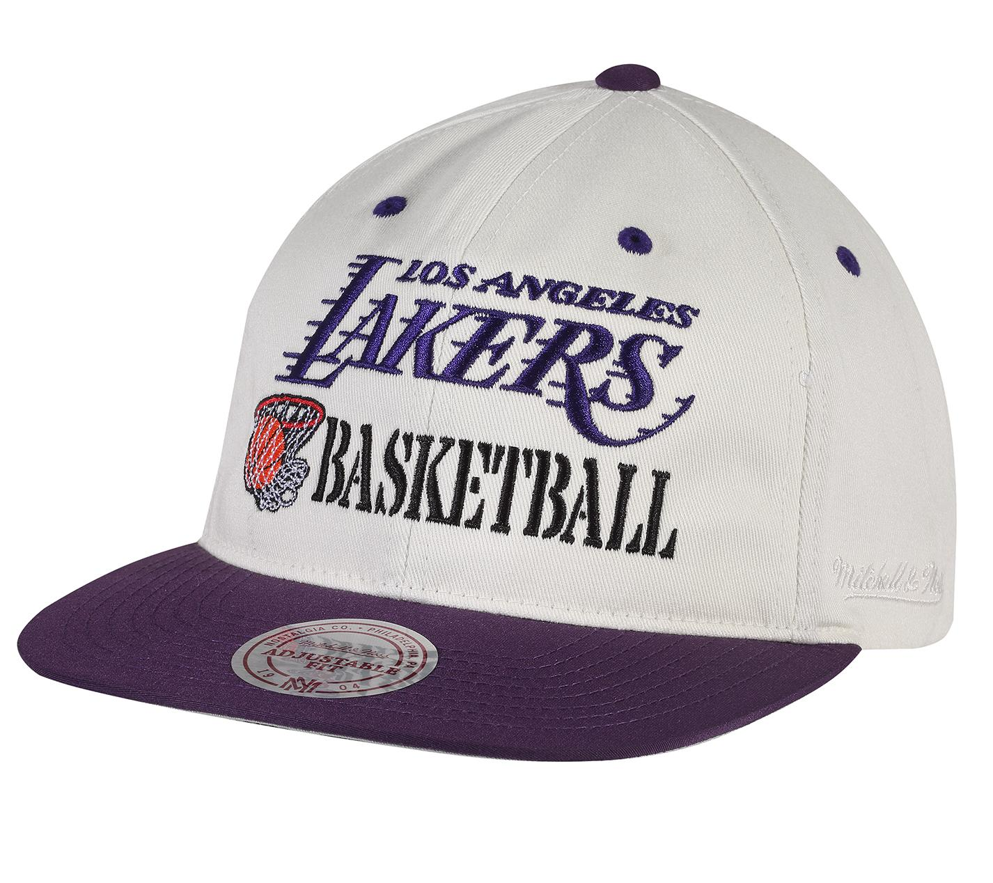 2d5f750655a Dunk Snapback LA Lakers