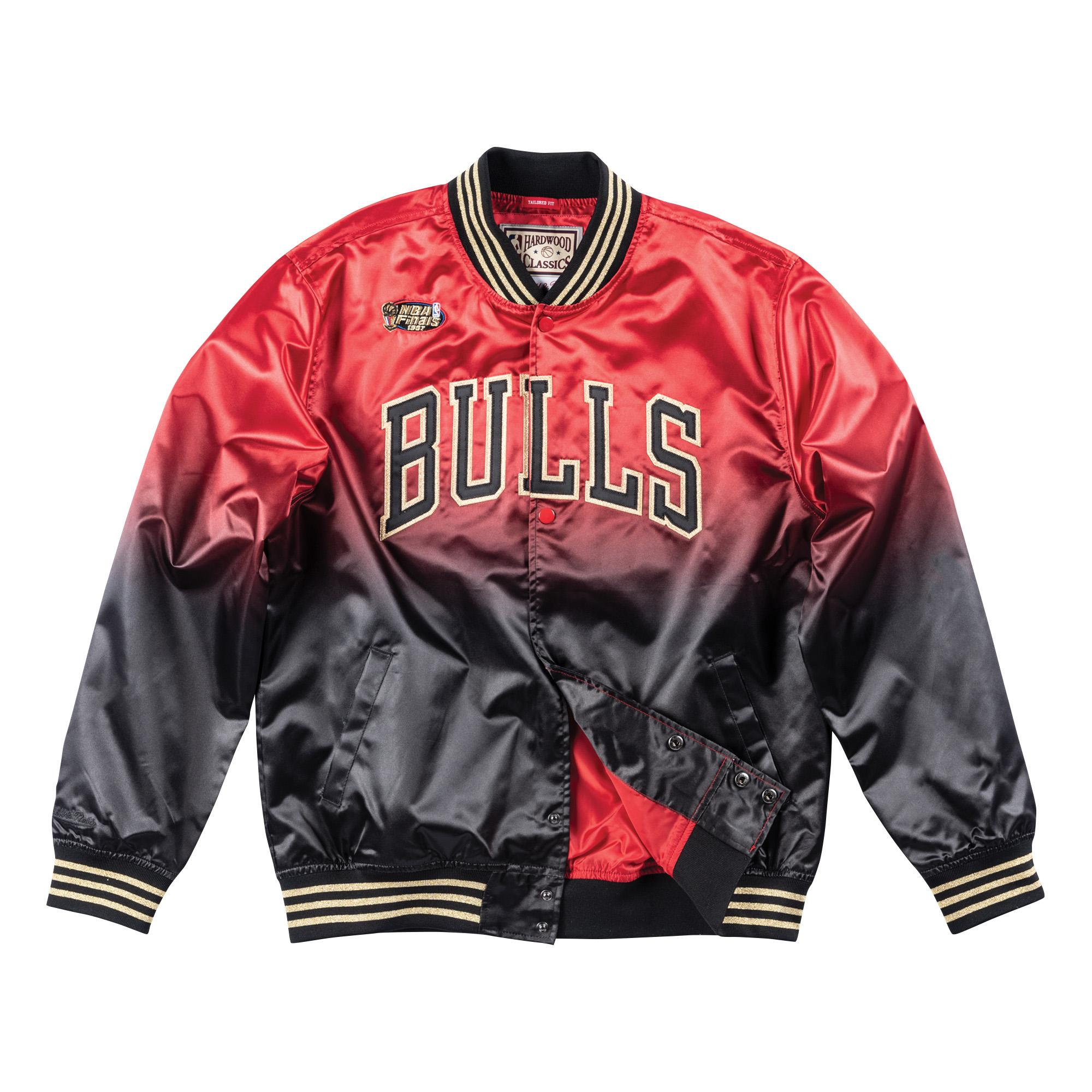 8b9bb914995 Chinese New Year Satin Jacket Chicago Bulls