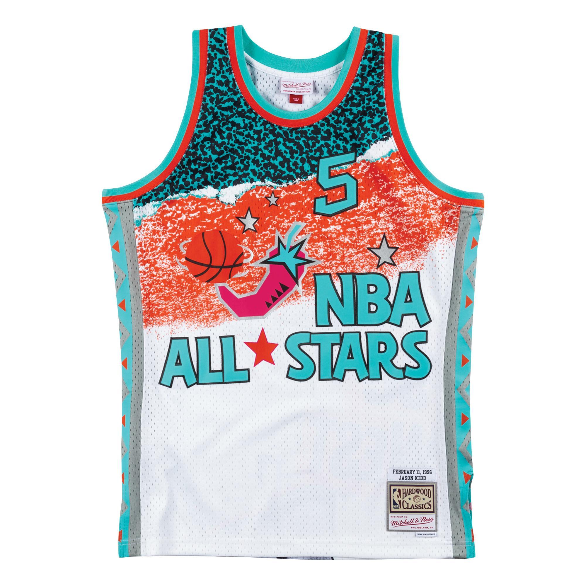 competitive price bb68b 16f3c Mitchell & Ness | Fashion All Star Swingman Jersey Jason Kidd