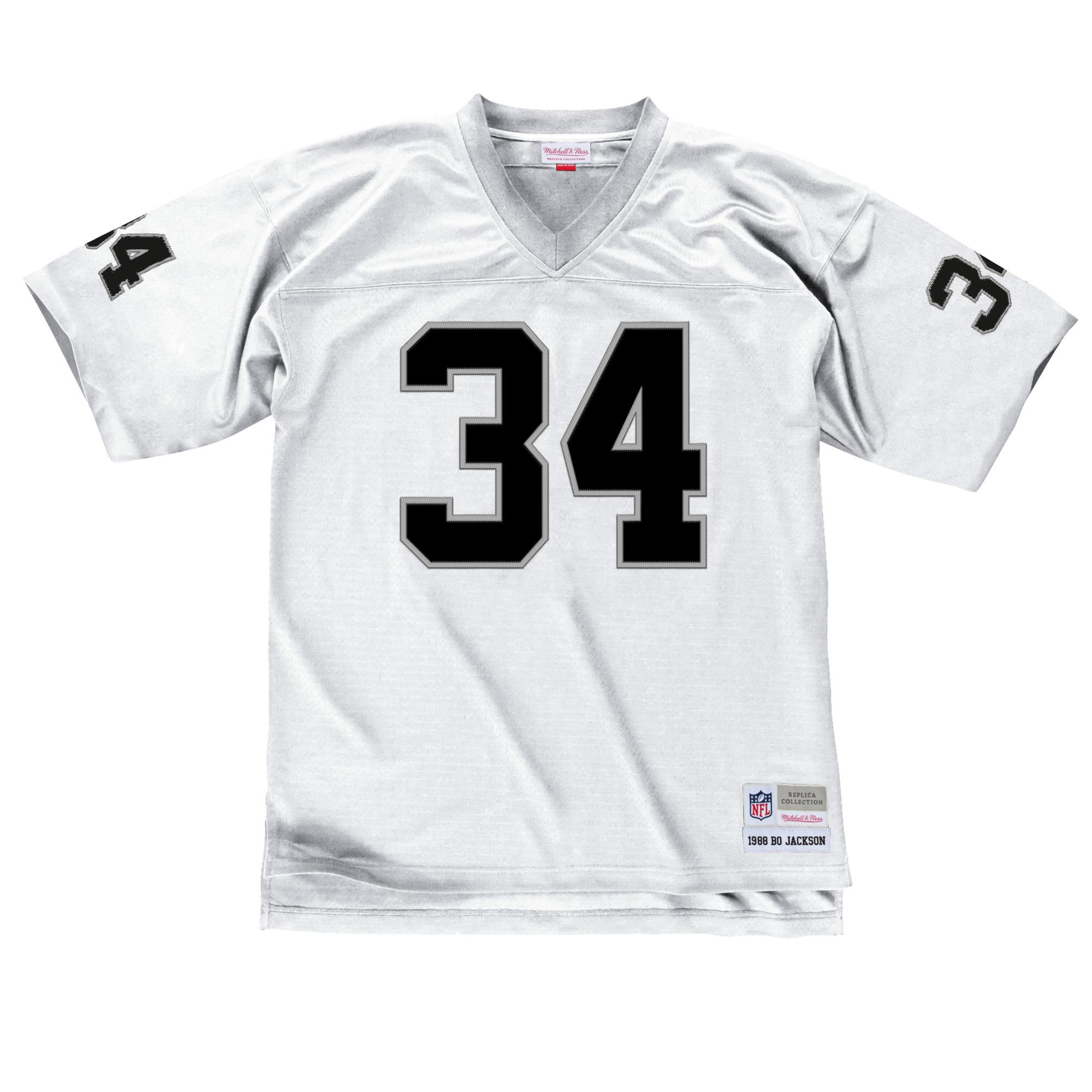 more photos a498d 4f173 Mitchell & Ness | LA Raiders Legacy Jersey Bo Jackson