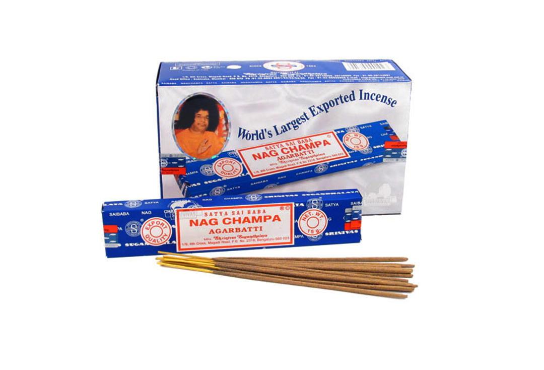 Nag Champa Satya Incense Sticks
