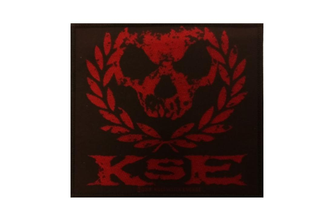 Killswitch Engage - Skull Wreath Woven Patch