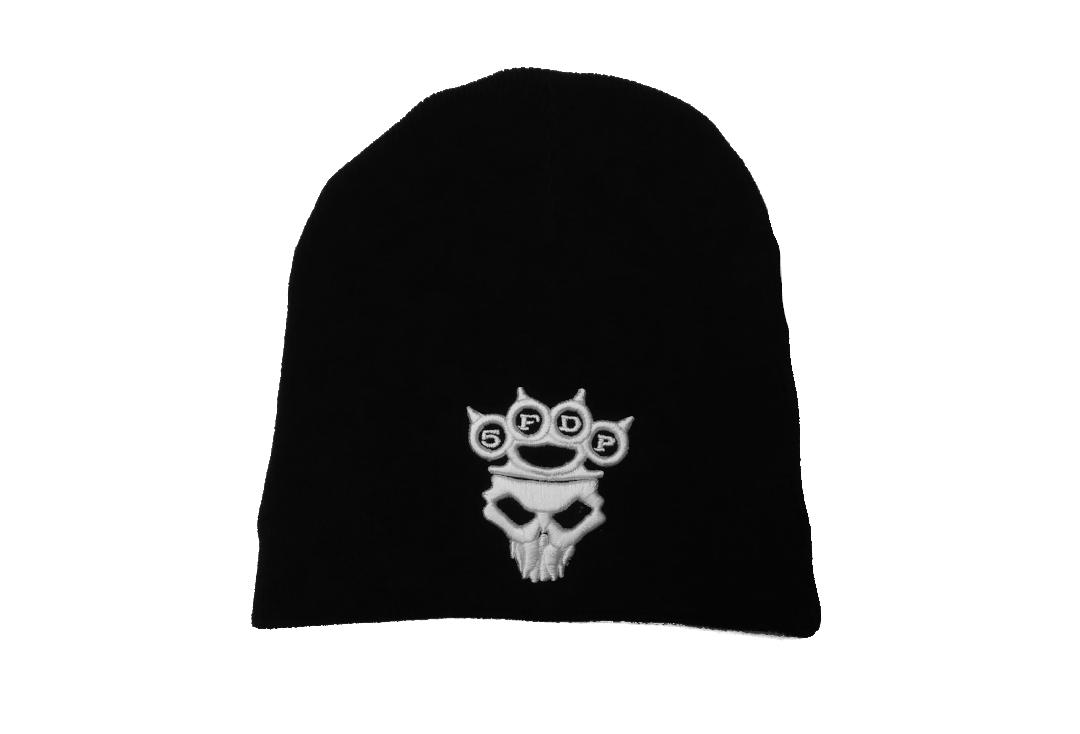 fc58473f76596 Five Finger Death Punch - Knuckle Duster Logo Beanie Hat