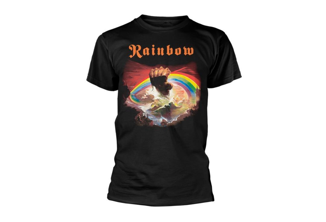 5096278c8f31 Rainbow - Rainbow Rising Men s Short Sleeve T-Shirt