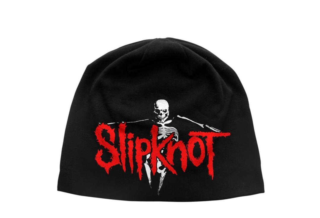 Slipknot - The Gray Chapter Discharge Printed Jersey Beanie cc2741bddbf4