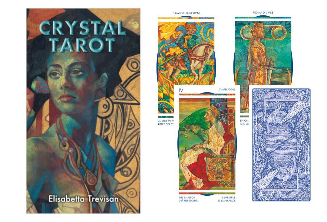 Crystal Tarot Cards