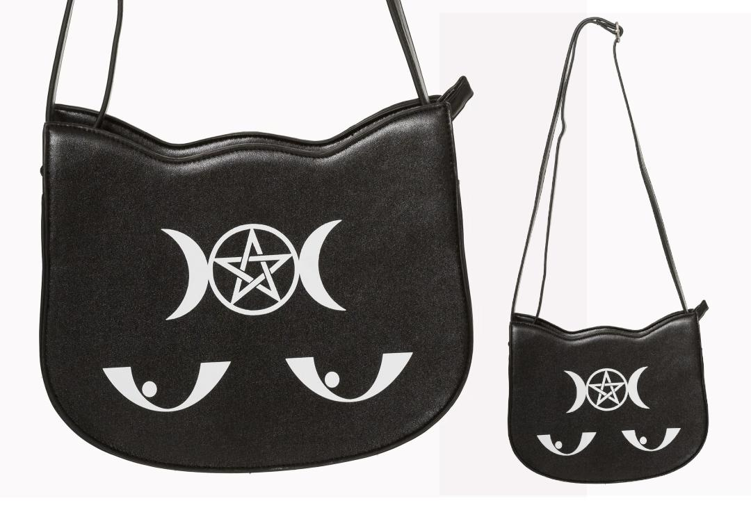 Banned Esotericat Strap Top