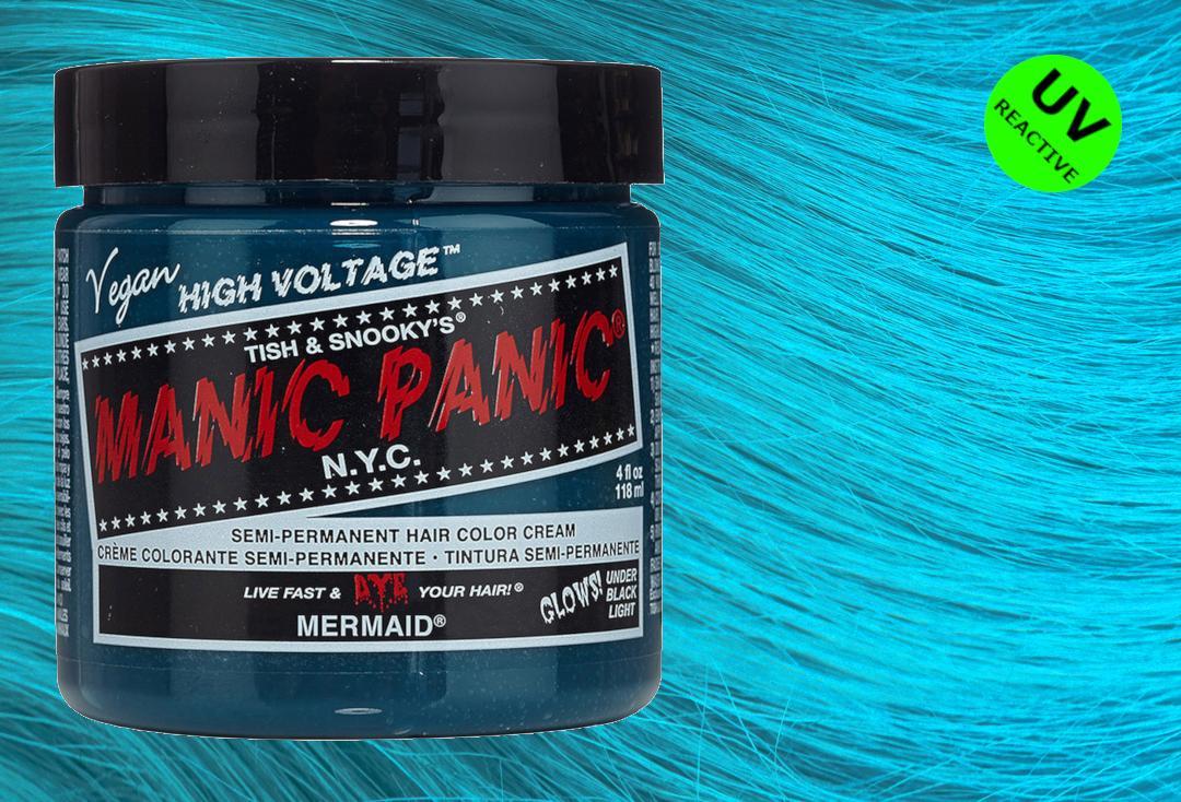 Mermaid® - Classic High Voltage®– Tish & Snooky's Manic Panic |Mermaid Manic Panic High Voltage