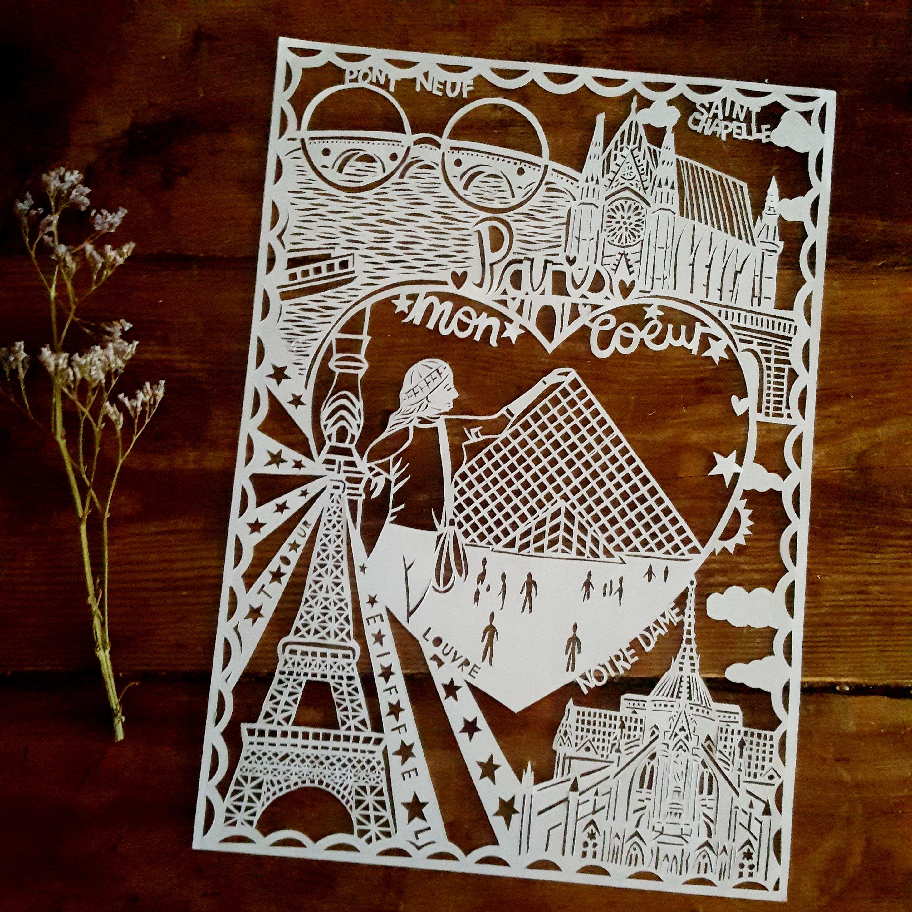 Custom paper cutting services
