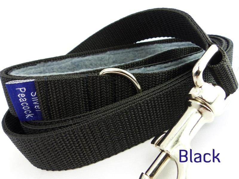 Black webbing long lead